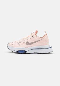 Nike Sportswear - AIR ZOOM TYPE - Trainers - orange pearl/black/white/deep royal blue
