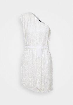 retrofête - ELLA DRESS - Juhlamekko - white