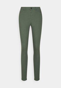 Vero Moda Tall - VMHOT SEVEN MR PUSH PANT - Jeans Skinny Fit - laurel wreath