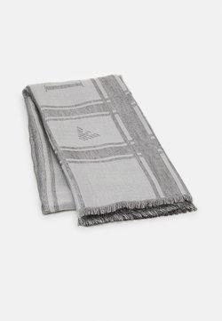 Emporio Armani - FOULARD  - Foulard - grigio argento/silver grey