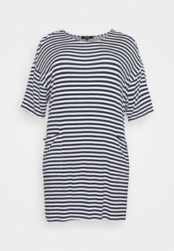 Simply Be - DRESS - Trikoomekko - navy