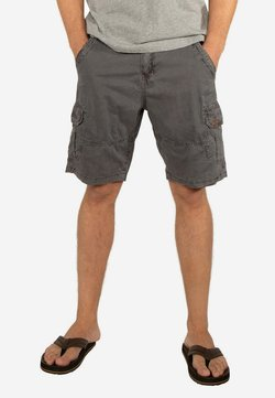 Protest - PACKWOOD - Shorts - anthracite