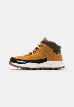 Timberland - BROOKLYN EURO SPRINT - Sneaker high - wheat