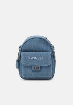 TWINSET - BAG UNIYEX - Reppu - chiaro