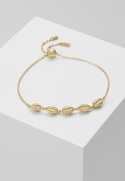 Swarovski - SHELL BRACELET COWRIES - Armband - crystal