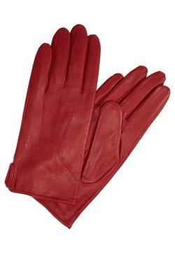 Kessler - CARLA - Rękawiczki pięciopalcowe - crimbson