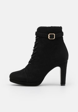 Anna Field Wide Fit - High Heel Stiefelette - black