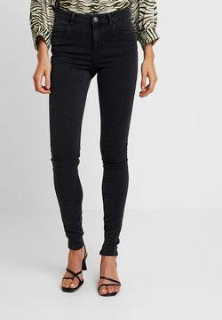 Vero Moda - VMSEVEN - Jeans Skinny Fit - dark grey denim