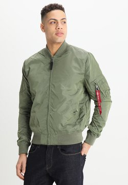 Alpha Industries - Giubbotto Bomber - sage-green