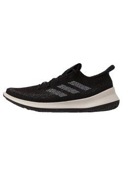 adidas Performance - SENSEBOUNCE + - Zapatillas de running neutras - core black/grey three/glow blue