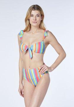 Chiemsee - SET - Bikini - yellow/pink aop