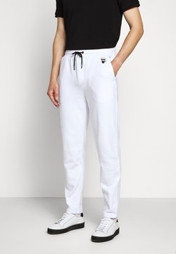 KARL LAGERFELD - PANTS - Jogginghose - white
