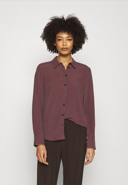 Tommy Hilfiger - VALESKA RELAXED BLOUSE - Paitapusero - deep rouge