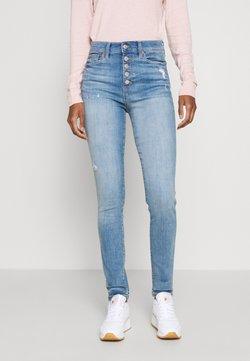 Gap Tall - SKIMMER KENDAL  - Straight leg jeans - medium indigo