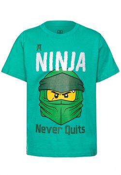 LEGO Wear - T-Shirt print - green melange
