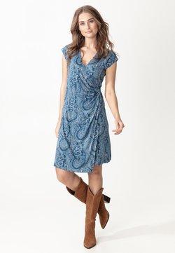 Indiska - Vapaa-ajan mekko - blue