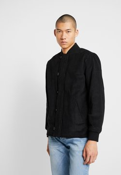 Levi's® - QUILTED DECK BOMBER  - Bomberjacka - mineral black