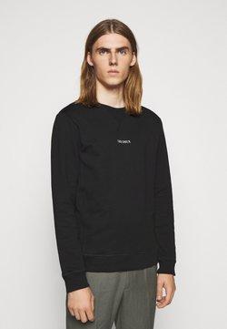 Les Deux - LENS - Sweatshirt - black/white