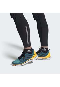 adidas Performance - TERREX AGRAVIC TRAIL RUNNING SHOES - Zapatillas de trail running - turquoise