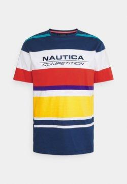 NAUTICA COMPETITION - ZABRA - T-Shirt print - multi