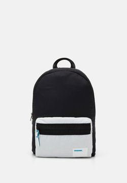 Diesel - DISCOVER ME MIRANO BACKPACK - Reppu - black/white