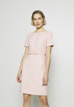 Lauren Ralph Lauren - PIAZZA FLORAL  - Cocktailkleid/festliches Kleid - pink macaron