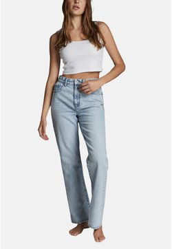 Cotton On - Jeans bootcut - jetty blue rip