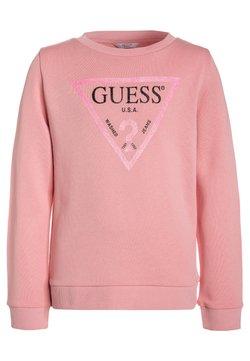 Guess - JUNIOR CORE - Sweatshirt - rouge/carousel pink