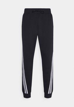 adidas Performance - PANT 3S - Jogginghose - black
