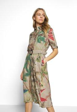 Desigual - VEST KATE - Sukienka koszulowa - beige safari