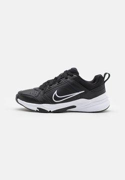 Nike Performance - DEFYALLDAY UNISEX - Kuntoilukengät - black/anthracite
