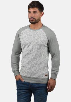 Solid - FLOCKER - Bluza - mid grey