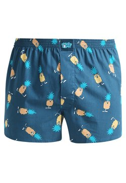 Lousy Livin Underwear - ANANAS - Boxershorts - blue dive