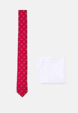 Jack & Jones - JACREDISH TIEBOX SET - Krawatte - port royale