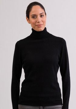 CASH-MERE - Pullover - schwarz