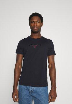 Tommy Hilfiger - ESSENTIAL - T-shirts med print - desert sky