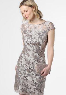 Apriori - Cocktailkleid/festliches Kleid - taupe