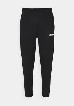 Hummel - GO PANT - Jogginghose - black