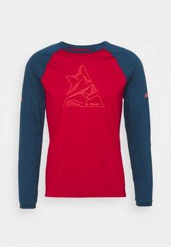 Zimtstern - PUREFLOWZ MENS - Funktionsshirt - jester red/french navy
