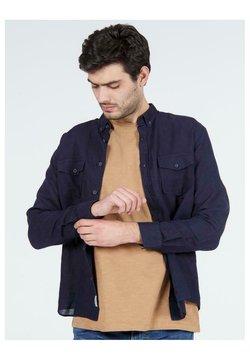 Cross Jeans - Koszula - granatowy