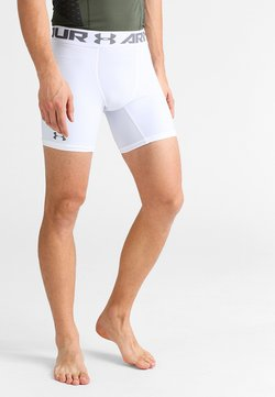 Under Armour - 2.0 COMP SHORT - Underkläder - white/graphite