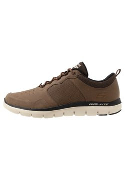 Skechers Sport - FLEX ADVANTAGE 2.0 DALI - Sneaker low - chocolate