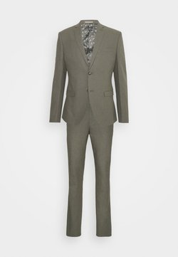 Isaac Dewhirst - THE FASHION SUIT NOTCH - Anzug - green