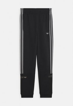 adidas Originals - PANTS - Verryttelyhousut - black