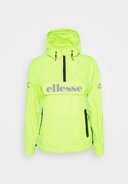 Ellesse - TEPOLINI - Trainingsjacke - neon yellow