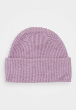 Samsøe Samsøe - NOR HAT - Pipo - purple jasper melange