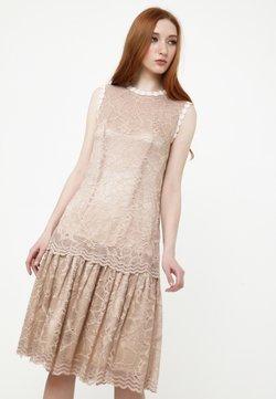 Madam-T - OTILIA - Cocktailkleid/festliches Kleid - beige