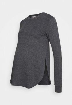 Esprit Maternity - Camiseta de manga larga - anthracite melange