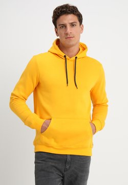 Cars Jeans - KIMAR HOOD - Hoodie - ocre yellow