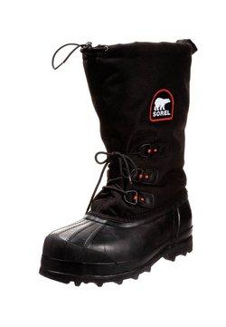 Sorel - GLACIER - Snowboot/Winterstiefel - black